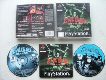 Evil Dead Hail to the King PS1 / 2 Original Edition